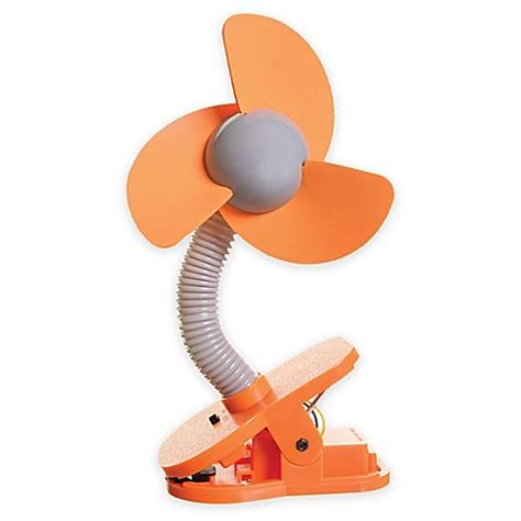 dreambaby clip on stroller fan stroller accessories gt dreambaby 174 clip on fan in orange
