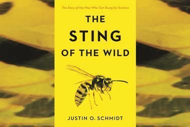 the sting of the books science book reviews event reviews chemistry world