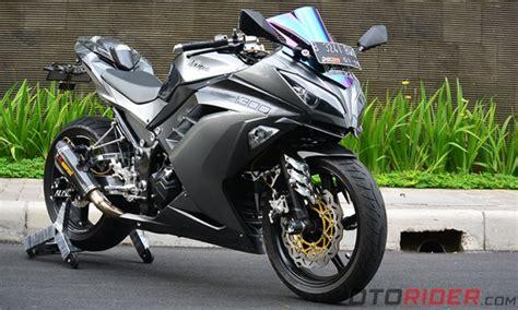 Headl Kawasaki Ninja250 Fi modifikasi kawasaki 250 fi 2014 kamuflase hemat buat gaya