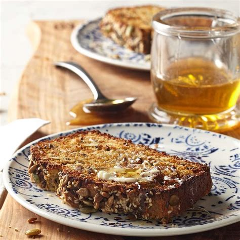 recipes with whole grains seeded whole grain bread recipe eatingwell