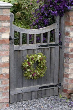 rustic gardens gates and rustic on pinterest