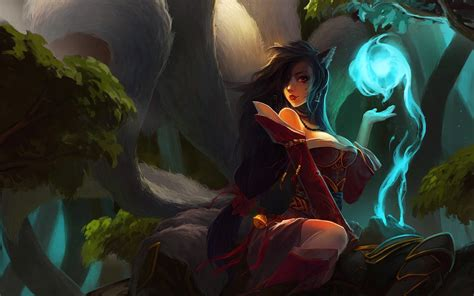 Sci Fi Home Decor by 28 Ahri Lol Wallpapers Hd Free Download