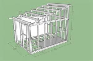 plan cabane de jardin en bois gratuit