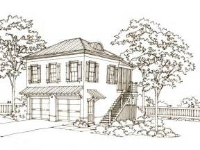 Southern Living Garage Plans by Our Town Plans