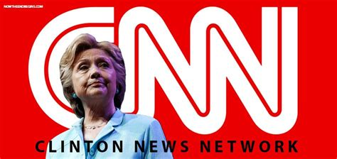 news network cnn shocker has the clinton news network jumped aboard