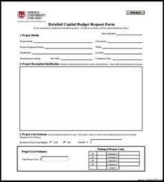 budget expenditure template capital expenditure budget template pdf format template