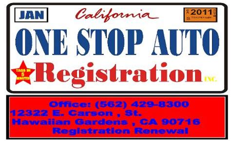 Where To Get Registration Sticker Near Me