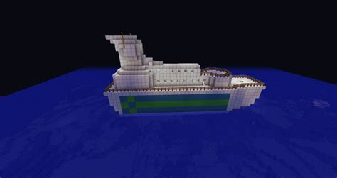 minecraft ferry boat ferry boat minecraft project