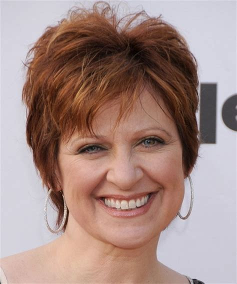 older women faces short hairstyles for round faces older women
