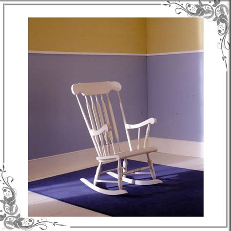 sedie a dondolo country sedie a dondolo sedia dondolo illinois shabby chic
