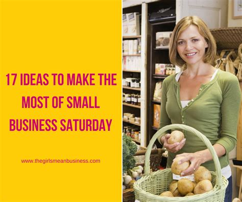 how to make the most of small business week 28 images 17 ways to make the most of small business saturday