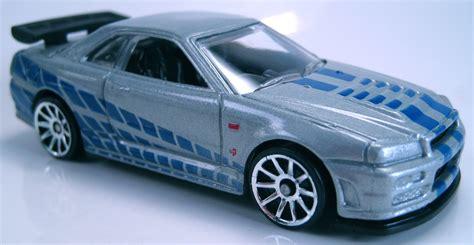 Cilla Garage Hotwheels Fast Furious Nissan Skyline rukmo garage