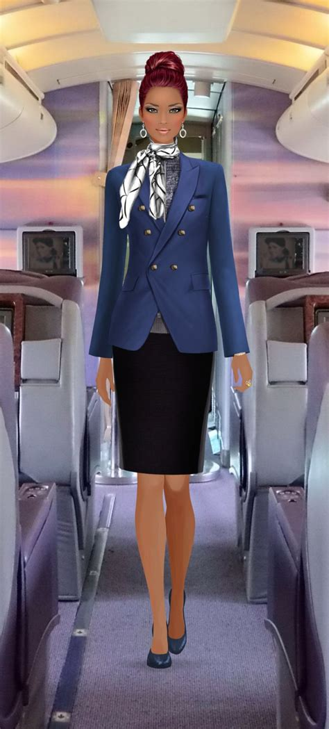 Flight Attendant Fashion by Flight Attendant Http Www Alisonvazquez7