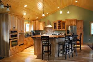 kinds of kitchen cabinets considering the kinds of hickory kitchen cabinets
