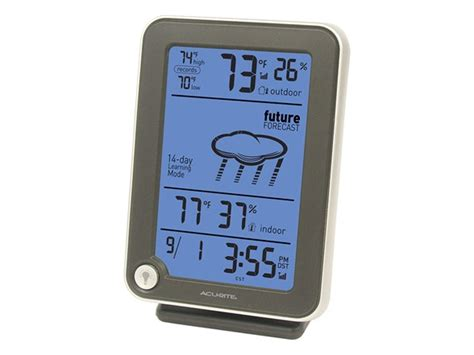 acurite 02001a2 weather station with atomic clock