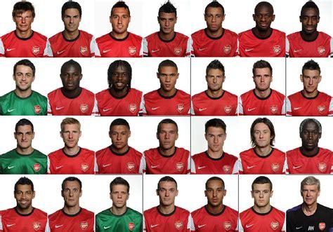 arsenal team arsenal fc team and squad arsenalfc no1 football info