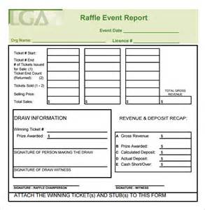 Raffle Drawing Template by Doc 580694 Raffle Sheet Template Raffle Sheet Template