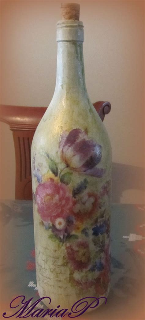 decoupage glaze decoupage on glass my