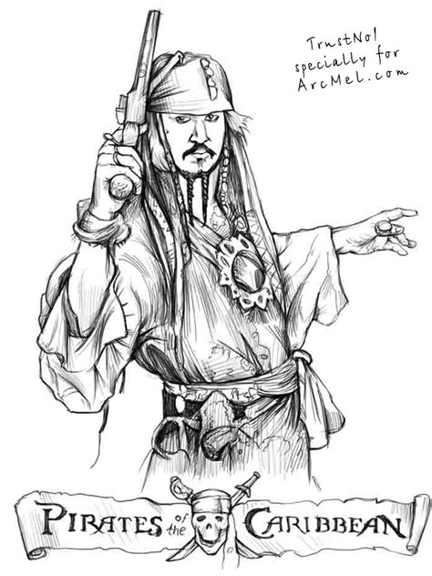 how to draw jack sparrow easy step by step characters pop culture how to draw captain jack sparrow step by step arcmel com