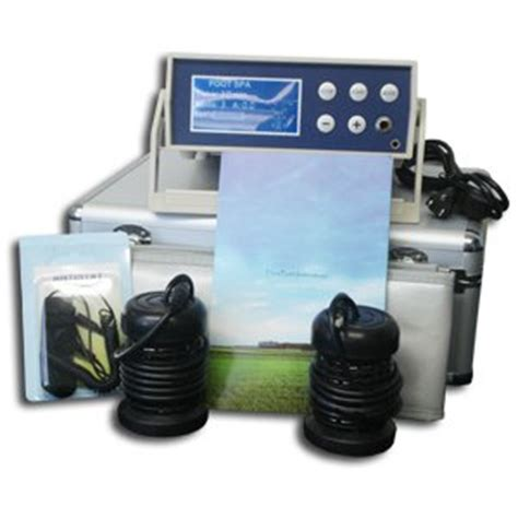 How To Repair Chi Ionic Detox Machines by Cell Spa Digital Lcd Display Detox Ion Ionic