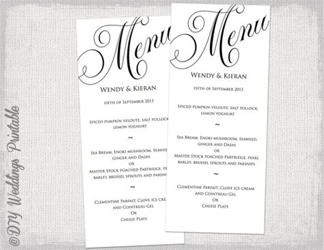 design your own menu template doc 800566 restaurant menu templates free from