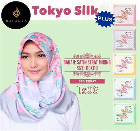 Harga Murah Kerudung Jilbab Segi Empat Hayra grosir jilbab murah segi empat terbaru tokyo silk terbaru