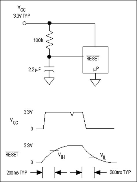 capacitor delay circuit microprocessor sup 通信设计应用 电子发烧友网