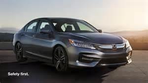 Performance Honda Performance The All New 2016 Accord Honda Canada
