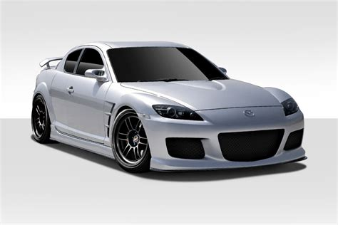 04 08 mazda rx8 m 1 speed duraflex 7 pcs kit