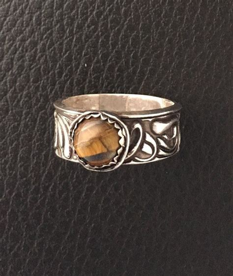17 best ideas about metal clay rings on metal