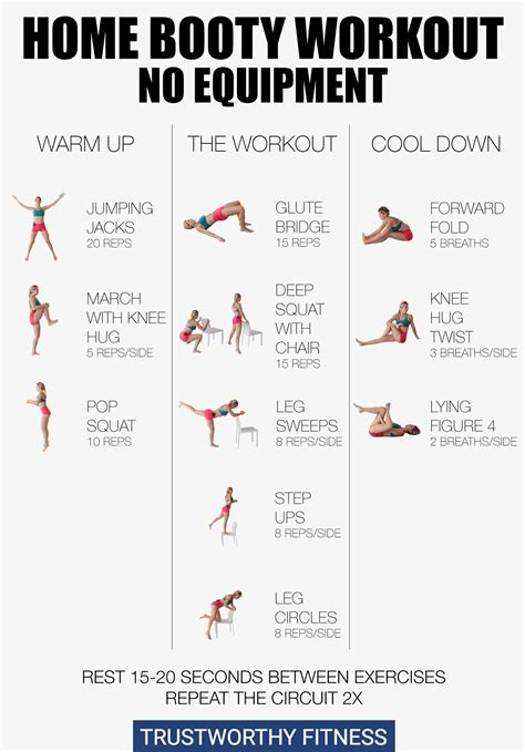 best workout do from home with no equipment
