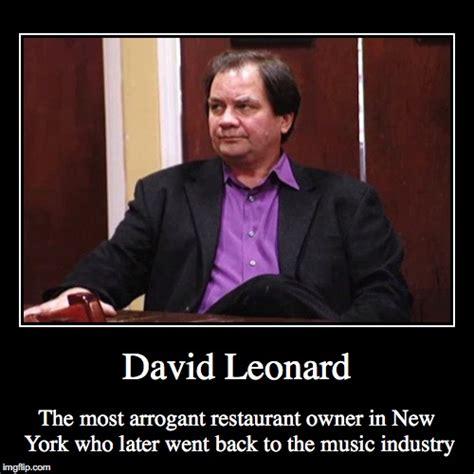 Meme Restaurant Nyc - david leonard imgflip