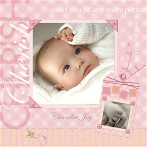 ideas for babies fabulous ideas for baby scrapbooks scrapbook ideas