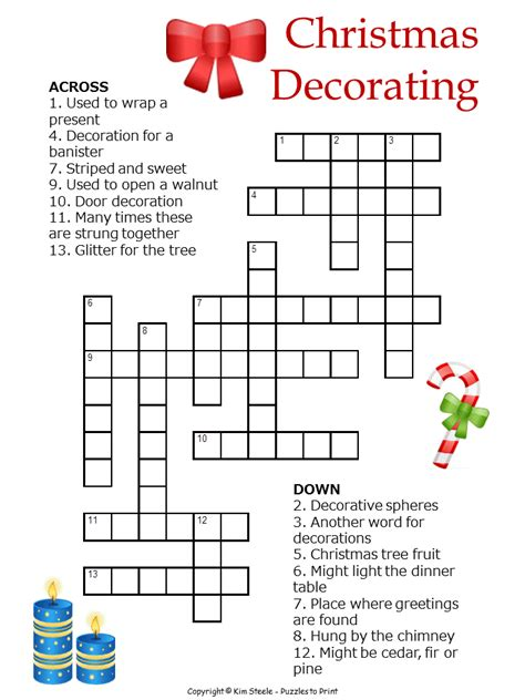printable word games for 7 year olds printable christmas puzzle this one is a crossword that