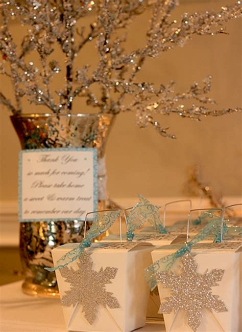 original ideas of the winter bridal shower weddingelation