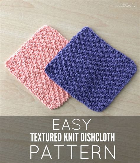 how to knit cotton dishcloths new free pattern textured knit dishcloth fiber arts and