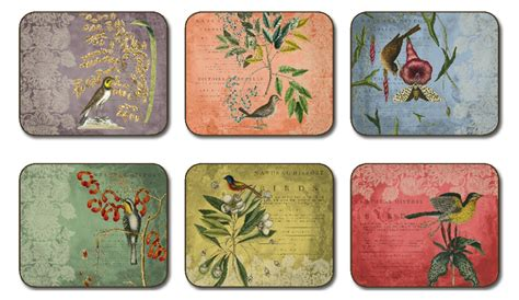 Jason Table Mats by Placemats Co Uk Jason Catesby Collage Placemats