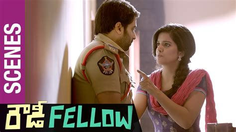 film love warning full movie rowdy fellow telugu movie scenes vishakha singh love