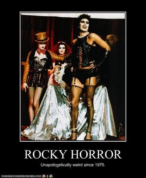 Rocky Horror Meme - 1481 best the rocky horror picture show images on