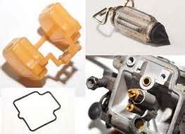 Kran Bensin Vario jikalau vakum fuel valve rusak pada sepeda motor