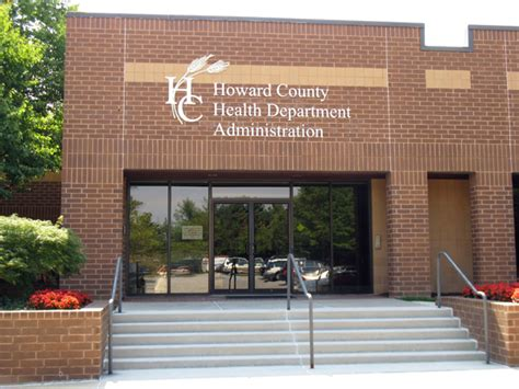 Free Detox Centers In Maryland by Howard County Health Department Bureau Of Substance Abuse