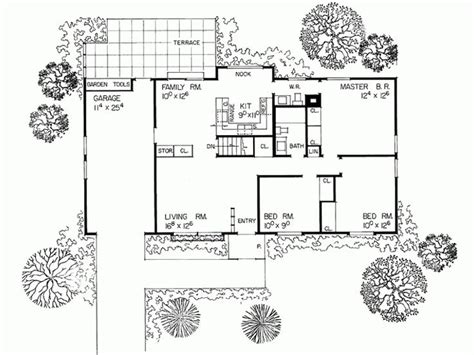 1000 sq ft ranch house plans pinterest