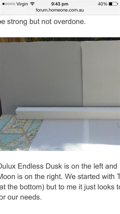 dulux endless dusk paint colours queenslander