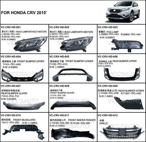 Spare Part Crv honda crv spare parts new honda release 2017 2018
