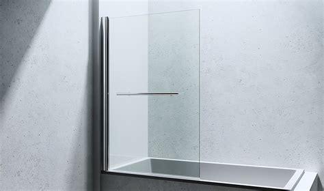 Badewannen Glaswand by Esg Duschabtrennung Duschwand Dusche Badewannen Glaswand