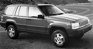 1993 Jeep Grand Laredo 1993 Jeep Grand Laredo Front Right Photo 1