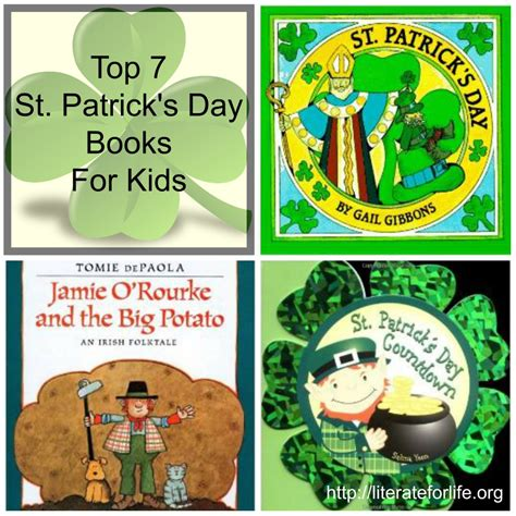 s day books literate for top 7 st patrick s day books for