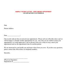 Appointment Letter Format Of Doctor 8 Doctor Appointment Letter Template Free Samples