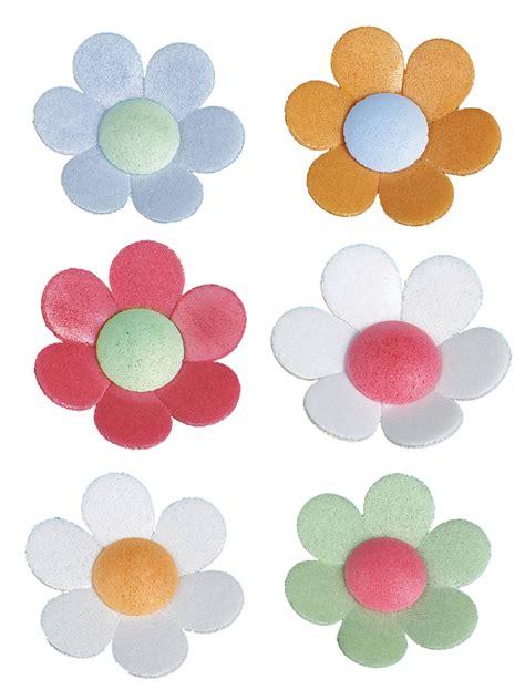fiori di ostia per torte fiori in ostia e in zucchero per decorazione torte ambra s