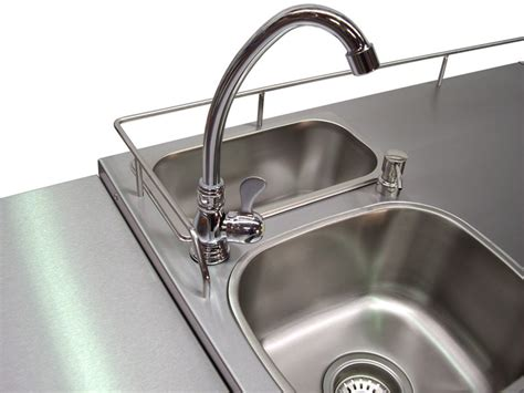 outdoor kitchen faucet tips to choose outdoor kitchen sinks